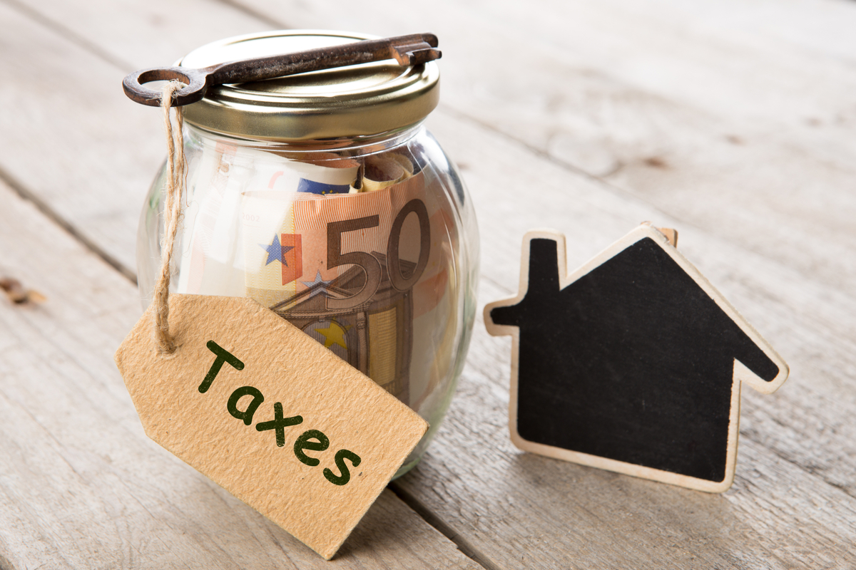 Three Quick Easy Fixes With Real Estate Taxes